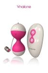 Balle vibrante télécommandée Miu Miu : Un sextoy ludique et utile  apportant une vraie réponse aux attentes des femmes en matière de plaisir sexuel et de bien être.